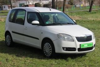 Škoda Roomster 1.4 TDI Climatic !serviska! č.1