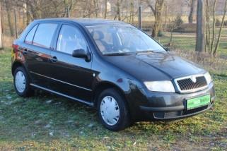 Škoda Fabia 1.2i !ČR! č.1