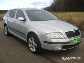 Škoda Octavia 1.9 TDi, 77 KW + Čip, kombi č.1