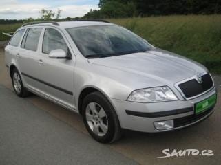 Škoda Octavia 2.0 TDi Barevná NAVI 103 Kw č.1